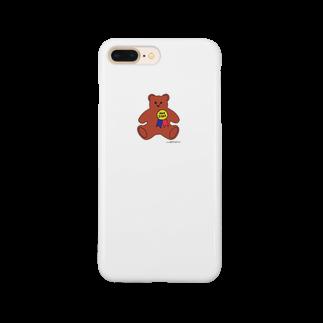 Emma's Shopのiphoneケースベア Smartphone cases