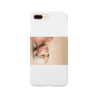 左の♡ArianaGrande♡ Smartphone cases