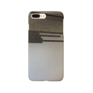 カレーの食べ方''せき止め派 '' Smartphone cases
