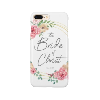 the Bride of Christ Smartphone cases