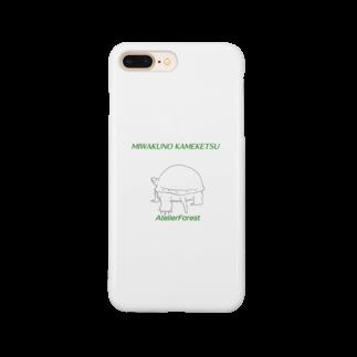 AtelierForest の魅惑の亀けつ Smartphone cases
