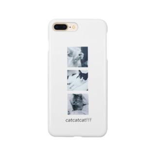 catcatcat!!! Smartphone cases