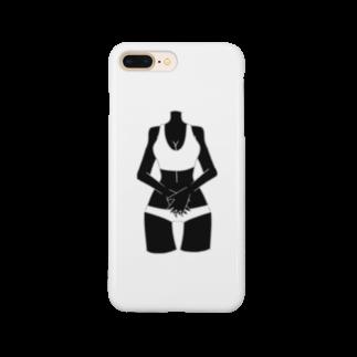 フクダナゴの首なしビニキ Smartphone cases