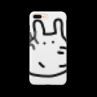お蕎麦食べたいのクマ Smartphone cases