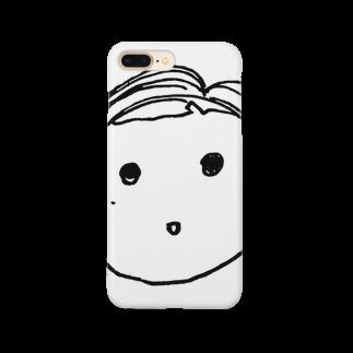 m_sakuraのサクラちゃん Smartphone cases