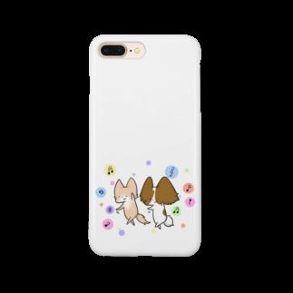 SHIMSHIMPANの踊れ踊れ Smartphone cases