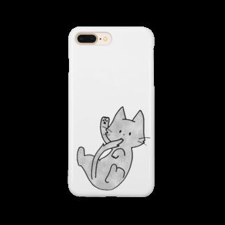 SHIMSHIMPANの猫の手いる? Smartphone cases