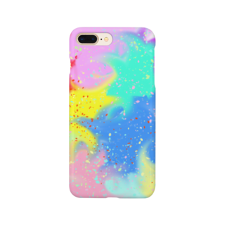 まめ@ゆるふわおもろ発見隊のしぶきっき Smartphone cases