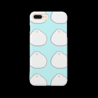 Aiko Furumotoのモチモチのトリ Smartphone cases