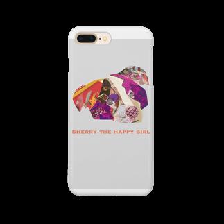Hikaruのシェリーさんのスマホケース Smartphone cases