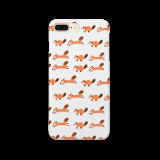 ポンポコストアのコンコンキツネくん2 Smartphone cases