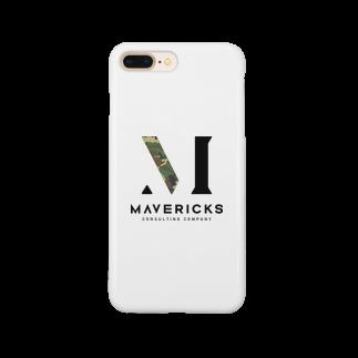 crime0510のMavericks Smartphone cases