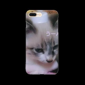 okopeeのPeeちゃん Smartphone cases