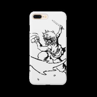 カリツォーの日本武尊 Smartphone cases
