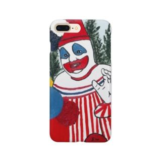 殺人道化 Smartphone cases