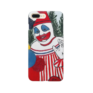 IKKYUの殺人道化 Smartphone cases