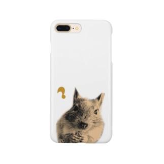 デグーのおそま2 Smartphone cases