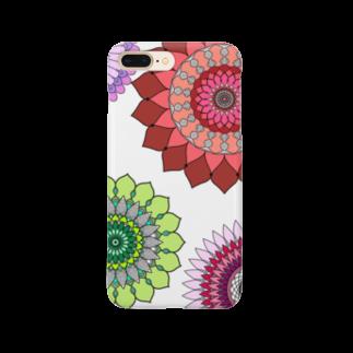 AliceeeeeeedのFlower Smartphone cases