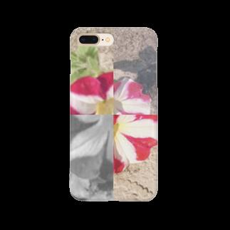 samenekoの朝顔3 Smartphone cases