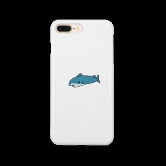 ライのサメち Smartphone cases