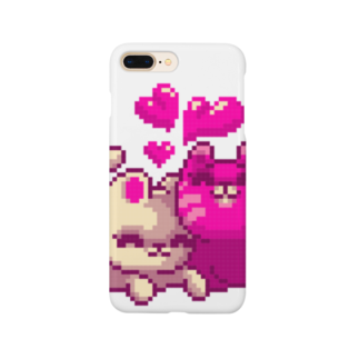 notteのスリスリ Smartphone cases