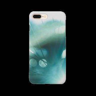 アリムラ アメ@アリネコのarineko_color 車輪×光 Smartphone cases