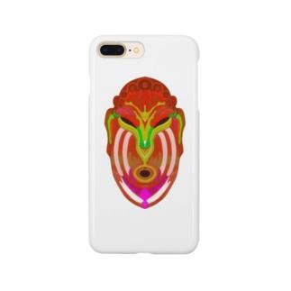 カレヤマカラ Smartphone cases