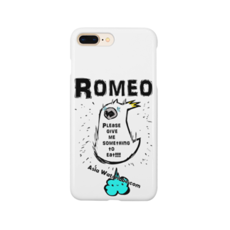 SHOP ROMEO のHungry tai Smartphone cases