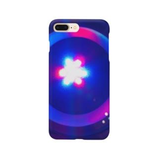 クラゲヒカリ Smartphone cases