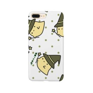 労いおばけ Smartphone cases