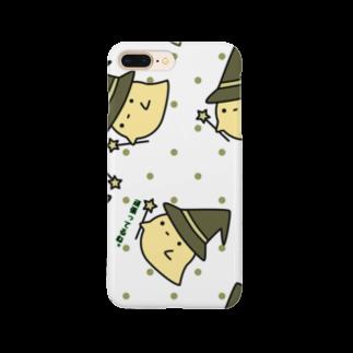 tasukuroの労いおばけ Smartphone cases