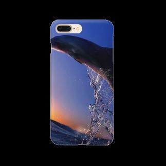 tomsのイルカ  Smartphone cases