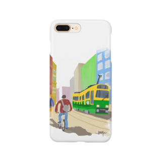THE GANYUのヘルシンキ Smartphone cases
