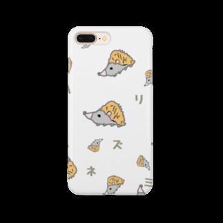 tasukuroのハリネズミくん Smartphone cases