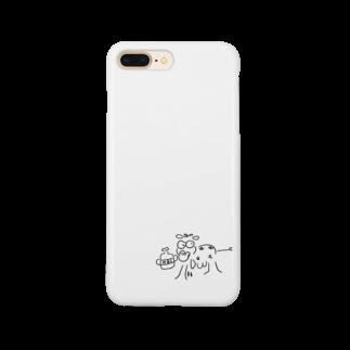 佐倉涼のUSHI Smartphone cases