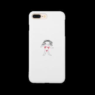 Rabbit-17のエロス Smartphone cases