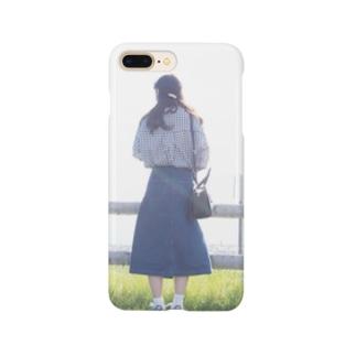 女の子2 Smartphone cases