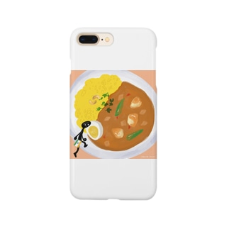 美味しいカレー Smartphone cases