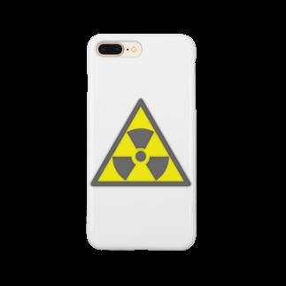 AURA_HYSTERICAのRadiation_S Smartphone cases