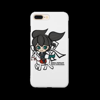 MINAMISOMA ART WORKS.のSOMA NOMAOI Girls Collection2019 Smartphone cases