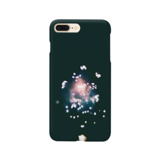 氷の夏の夜(Tシャツ、スマートフォンケース) Smartphone cases
