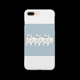 うまみのおブルドッグ Smartphone cases