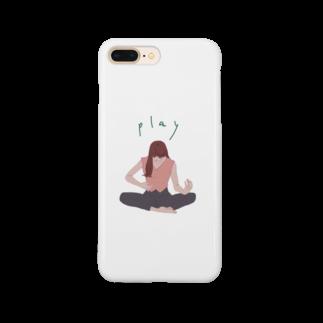 うまみのエアギター Smartphone cases