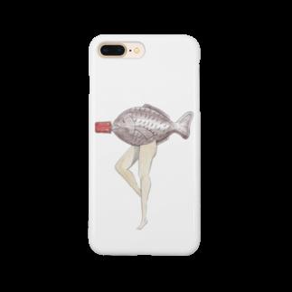 ジャックワンの醤油(魚) Smartphone cases