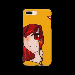 yuinonn0824の花咲学園(ゆいのん) Smartphone cases