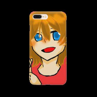 yuinonn0824の花咲学園(くまごろを) Smartphone cases
