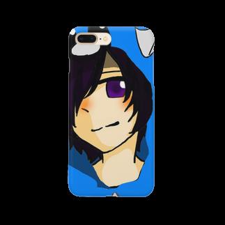 yuinonn0824の花咲学園(しのぶん) Smartphone cases