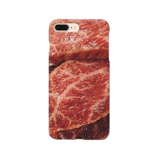 ハラミ Smartphone cases
