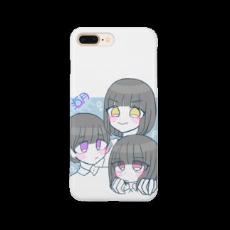 あまえびの海月 Smartphone cases