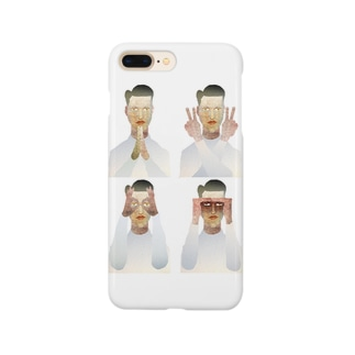 PAN・Ⅱ・MARU・MIE Smartphone cases